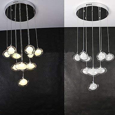 MingXinJia Candelabros Modernos Luces de Techo Colgante Simple Contemporáneo Moderno IKEA Comedor Iluminación de Comedor 3C CE Fcc Rohs para Sala de Estar Dormitorio, 110-120v: Amazon.es: Deportes y aire libre