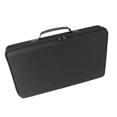 Hard Travel Case for Sylvania 13.3-Inch Swivel Screen Portable DVD Player by co2CREA by Co2Crea (Image #4)