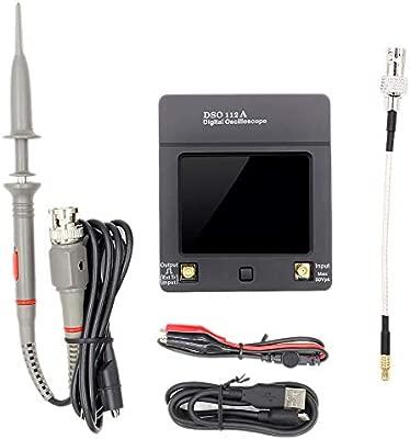 Lopbinte Dso112A Tft Digital Osciloscopio Pantalla De Prensa ...