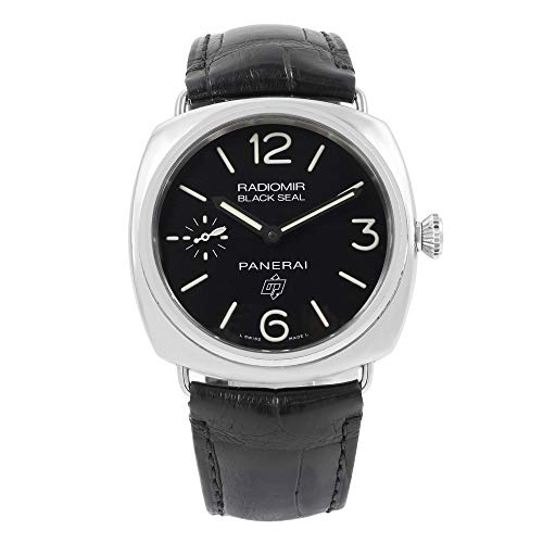 (Panerai Radiomir Mechanical-Hand-Wind Male Watch PAM00754 (Certified Pre-Owned))