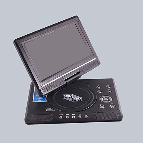 Portable DVD Player 9.8-inch Mobile DVD with HD Mini TV Player