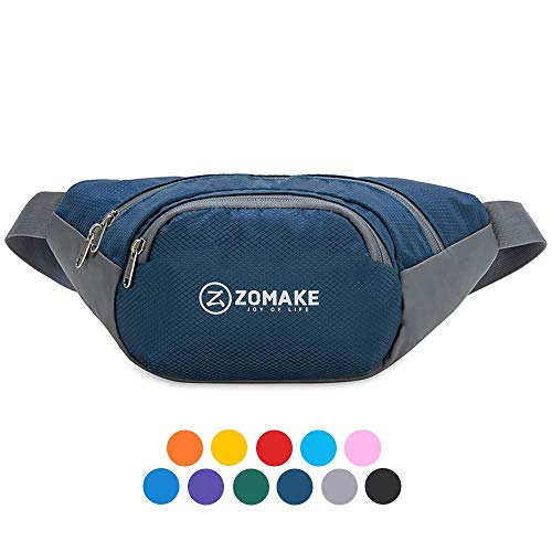 ZOMAKE Fanny Pack for