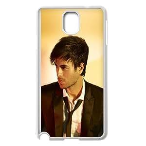 Samsung Galaxy Note 3 Cell Phone Case White Enrique Iglesias N1P1YN