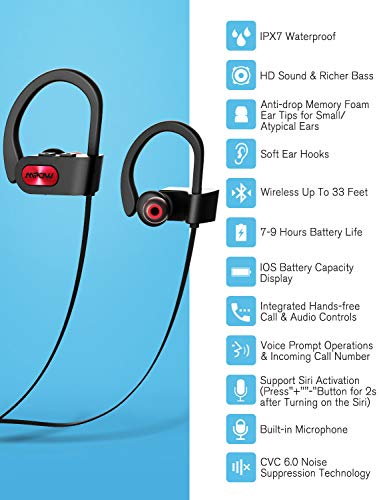 Buy mpow bluetooth headphones