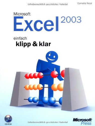 Microsoft Office Excel 2003 - einfach klipp & klar