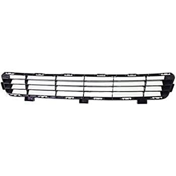 Amazon Com New Grille For 2010 2011 Toyota Camry Black