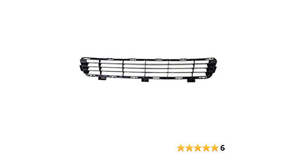 VRracing Front Bumper Lower Center Grill Compatible for Toyota Camry LE XLE 2010-2011 Bumper Face Bar