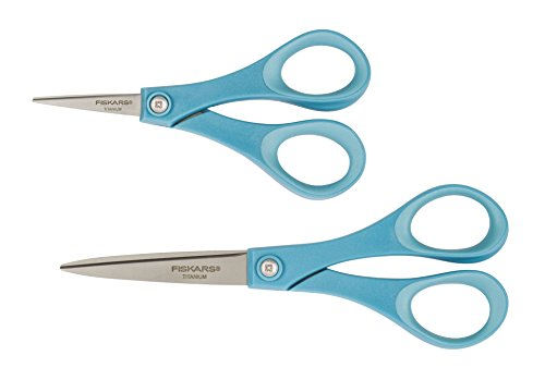 Fiskars Performance Titanium Scissors Received