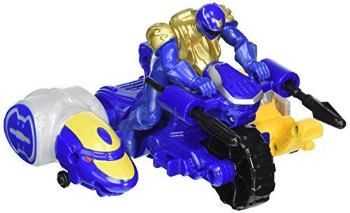 Power Rangers Megaforce Ultra Blue Ranger Zord Vehicle ()