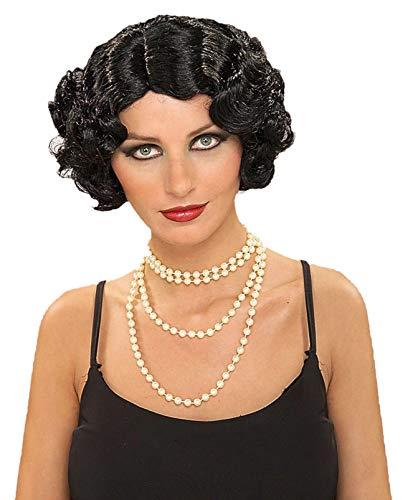 Flapper Wig Costume Accessory]()