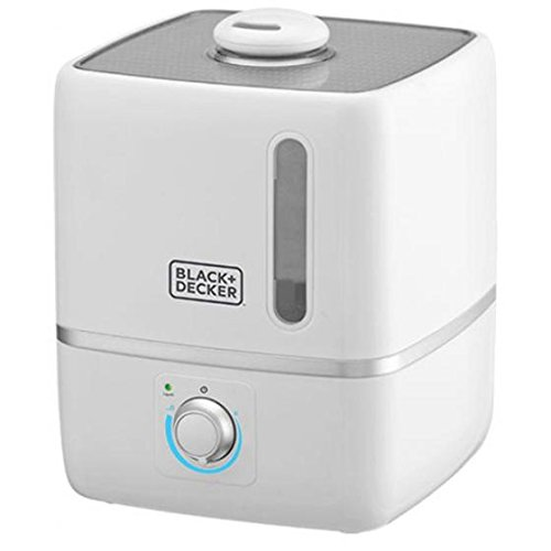 Black & Decker HM3000 900-Watt Ultrasonic Air Humidifier, 220 Volts (Not for USA - European Cord)