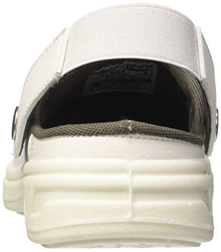 Bianco Whr Antinfortunistiche Steelite Scarpa Safety bianco Wru Clog Sb Ae Taglia FFvfq8Zw