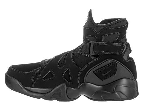 討論手数料炭素ナイキ(NIKE) Air Unlimited Triple Black メンズ 889013-002 バスケットボール (US9.5(27.5cm)) [並行輸入品]