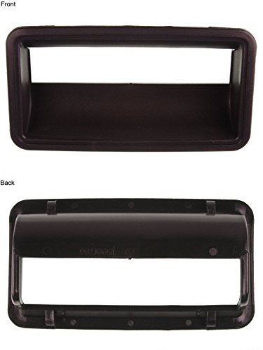 Plastic Door Handle Covers - Chevy C10 C/K Pu 10 88-02 Tail Gate Door Handle Cover Bezel 15991786