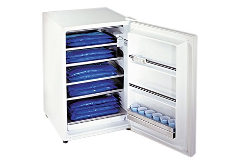 ColPac 09-0910K Freezer Unit with 12 Standard Packs, 21'' Length x 26'' Width x 33'' Height
