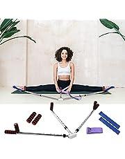 NIUPSKY 3 stänger bensträckare balett benförlängning maskin flexibilitet utbildning delad ben ligament stretcher ben spridare fitness