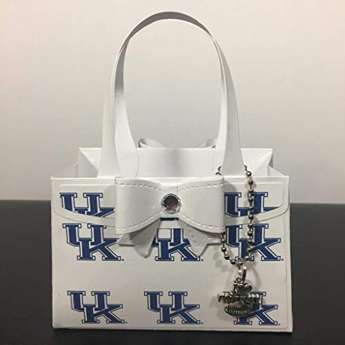 Kentucky Wildcats Goodie Bag, Treat Bag, Gift Card Holder, Money - Wreath Kentucky Wildcats