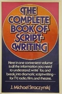 amazon complete book of scriptwriting j michael straczynski