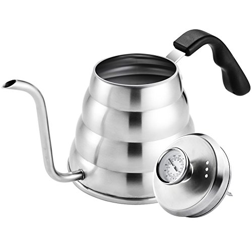 MC MIRACASE 1.2L Pour over Coffee Kettle - Handle Swan Neck Shopping Results