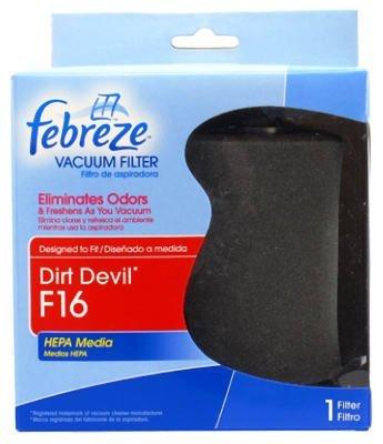 Febreze Dirt Devil F16 Filter