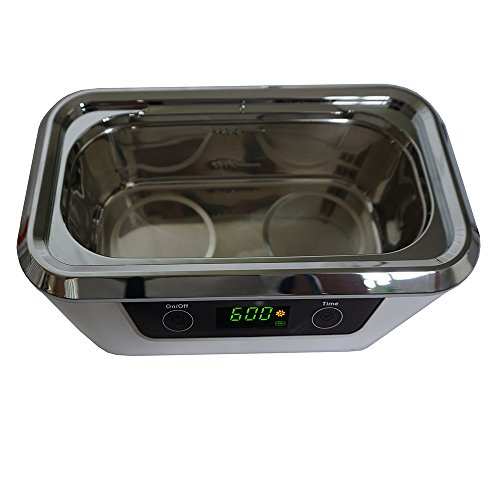 iSonic DS300 CE Professional Ultrasonic Cleaner 0.8 L 220V with VDE Plug