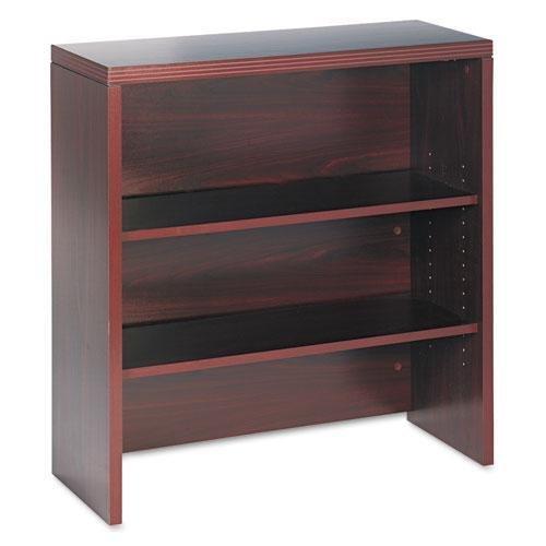 HON 115292AXNN Valido 11500 Series Bookcase Hutch, 36w x 14-5/8d x 37-1/2h, Mahogany 11500 Series Bookcase Hutch