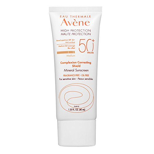 Price comparison product image Eau Thermale Avène High Protection Complexion SPF 50+ Correcting Shield, Medium, 1.35 fl. oz.