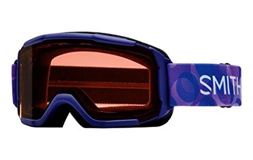 Smith Optics Kids Daredevil Goggles, Ultraviolet Dollop/Rc36 - ()