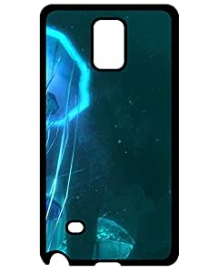 Christmas Gifts 5942776ZB344298205NOTE4 New Cute Skyrim Blackreach Samsung Galaxy Note 4 phone Case Cover