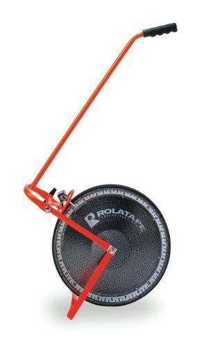 Rolatape 32-415 15-1/2-Inch Solid Single Measuring Wheel Feet by Rolatape