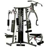 Galena Pro Home Gym Leg Press: Not Included, Stack Guard: Not Included Review