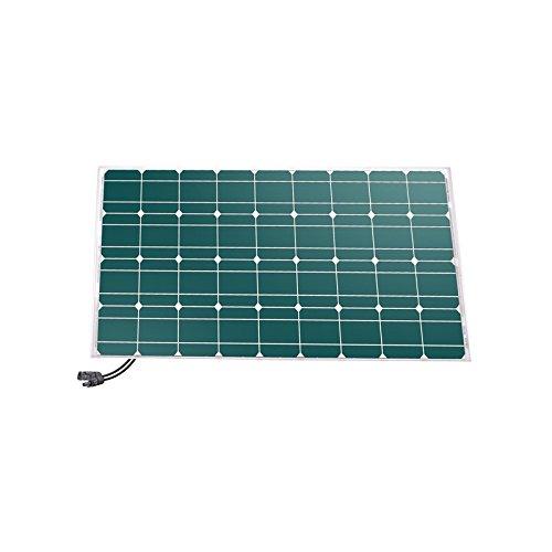 unisun 145.12M–Panel Photovoltaik–145W–12V–Monokristallines–Anschlüsse MC4
