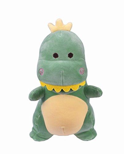 Hosby 12 Plush Dinosaur Doll Stuffed Animal Toys  Green