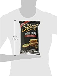 Stacy\'s Bagel Chips, Everything, 8 oz