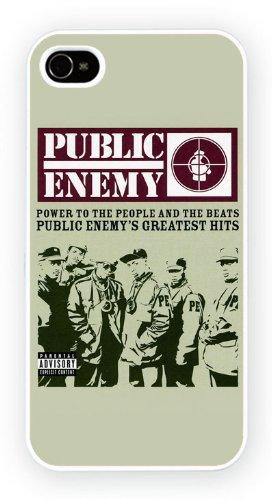 Public Enemy - Power to the People, iPhone 5C, Etui de téléphone mobile - encre brillant impression
