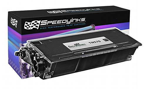 Speedy Inks - Compatible With Brother TN570 High-Yield Black Laser Toner Cartridge for use in DCP-8040, DCP-8040D, DCP-8045D, DCP-8045DN,HL-5100, HL-5130, HL-5140, HL-5140LT, HL-5150D, HL-5150DLT, HL-5170D, HL-5170DLT, HL-5170DN, HL-5170DNLT, HL-5170N, MFC-8120, MFC-8220, MFC-8440, MFC-8440D, MFC-8640D, MFC-8840, MFC-8840D, MFC-8840DN