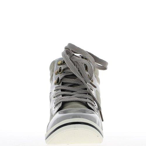 mujer sintético Zapatillas de para ChaussMoi Wq1fag