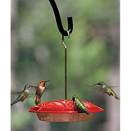Aspects 367 Hummzinger Ultra Hummingbird Feeder 12 Ounce