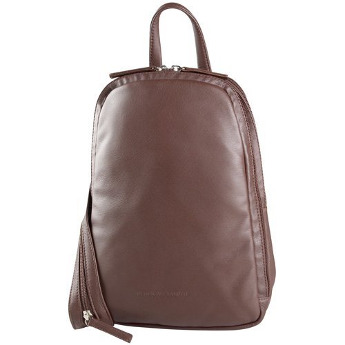 derek-alexander-small-backpack-sling-brown-one-size