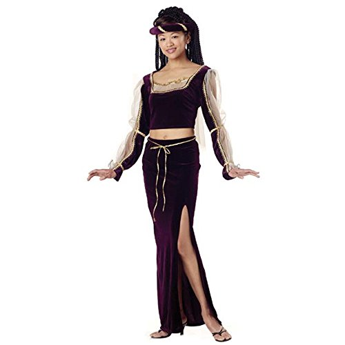 Teen Juliet Costume Size: Junior Teen 3-5