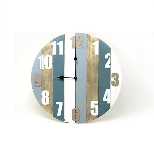 41RUwz%2BnIiL The Best Beach Wall Clocks You Can Buy