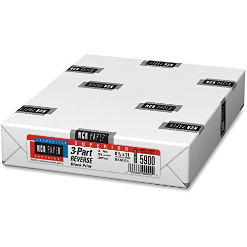 NCR5900 - NCR Paper Superior Carbonless Paper by Ncr Paper