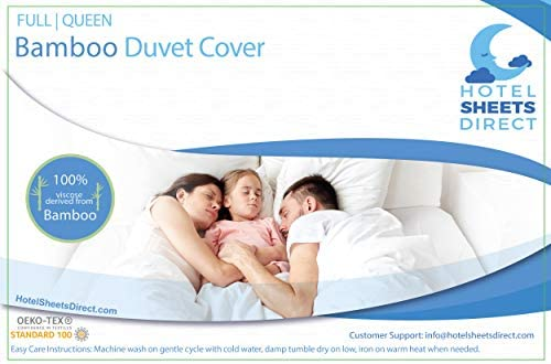 Hotel Sheets Direct Bamboo Duvet product image