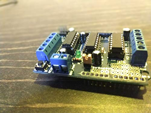 Simple Labs SLAEX039 L293D Motor Shield for Arduino Price & Reviews