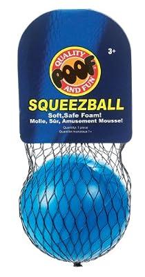 POOF Foam Squeezeball