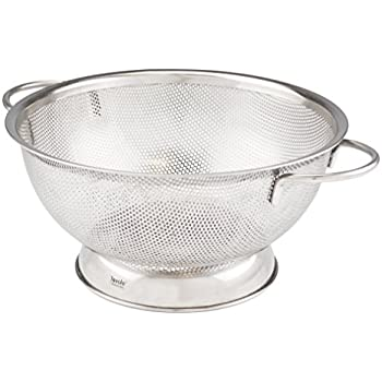 Amazon Com Tovolo Stainless Steel Colander Looped