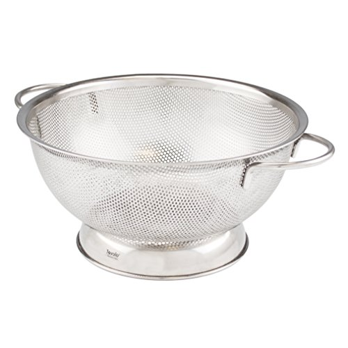 Tovolo Stainless Steel Perforated Colander - Large