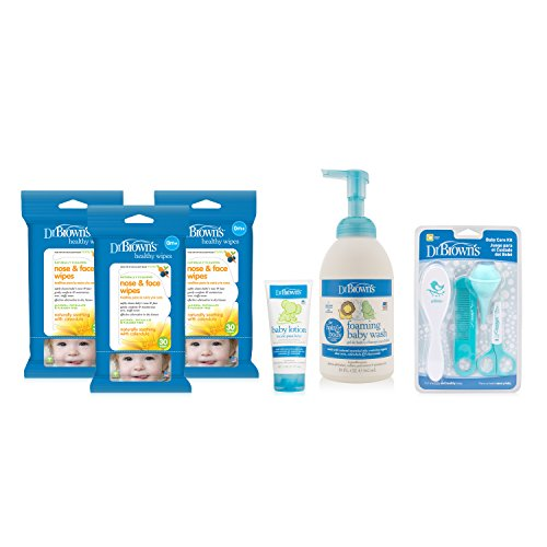Dr. Brown's Baby Wash Set