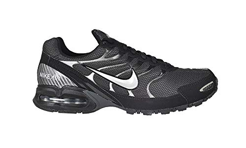 Nike Mens Air Max Torch 4 Running Shoes (10.5) D(M) US, Anthracite/Metallic Silver/Black) (Shoes Nike Air Max Men 2018)