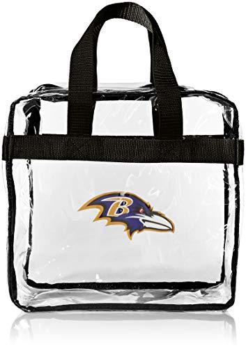 Baltimore Ravens Clear Messenger Bag